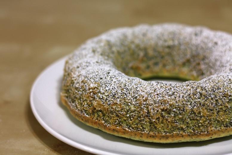lemon poppy-seed cake | one cake two cake